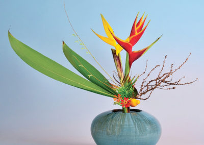 Perfect Imperfection – The Art of Ikenobo Ikebana Rikka Arrangement